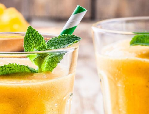 Ananas Summer Smoothie